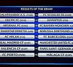 Draw Champions League