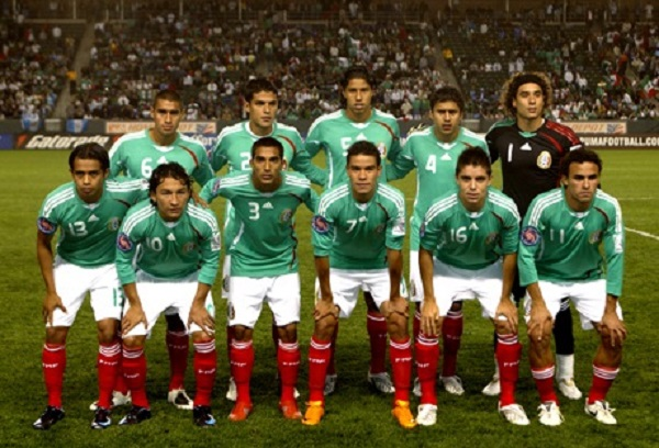 Mexico Footbal Nationa Team