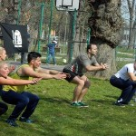 Fitness Urban CJ 23.03.2014