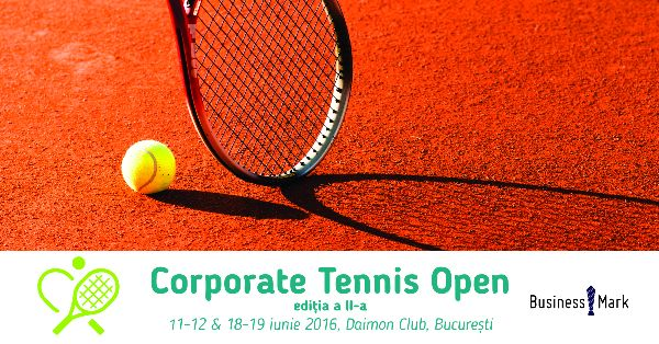 Corporate Tennis Open