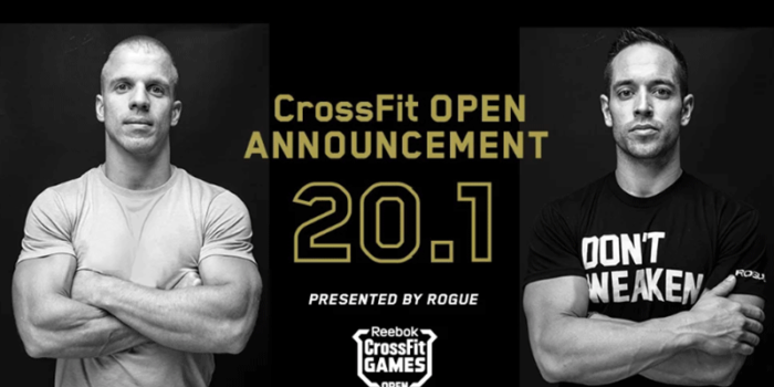 CrossFit Open Workout 20.1 a fost lansat
